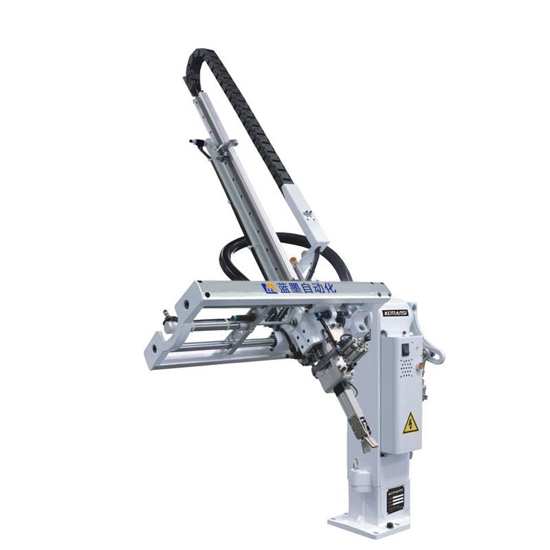 斜臂机械手代替人工有哪些优势?
