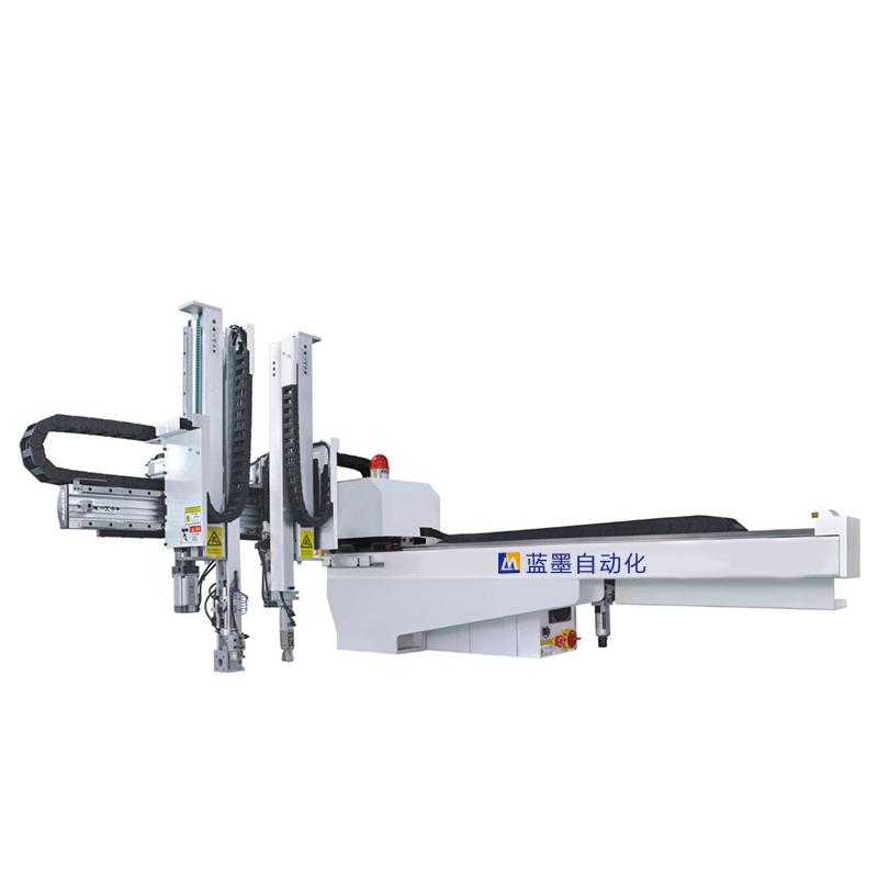 注塑<a href='/'><b>机机械手</b></a>未来在轴承行业的广泛应用